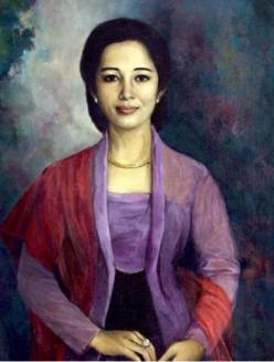 Lukisan Kartini Manoppo